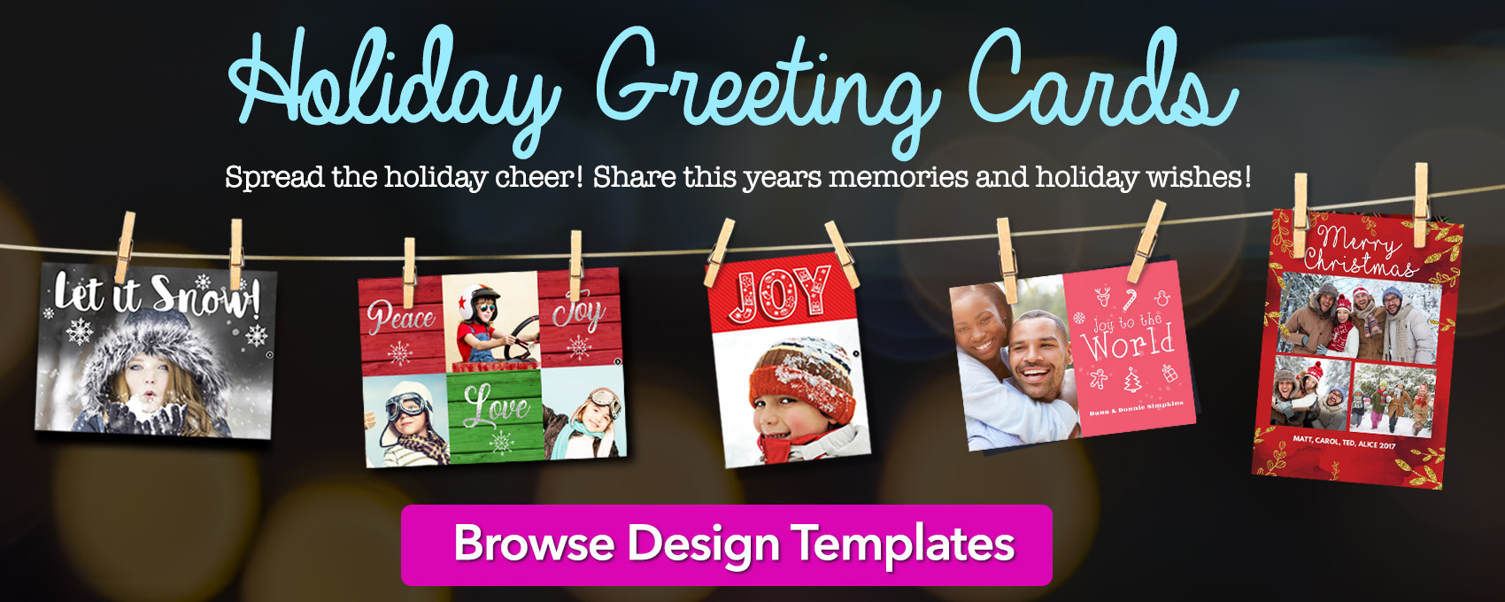 Abc Print Room Holiday Cards