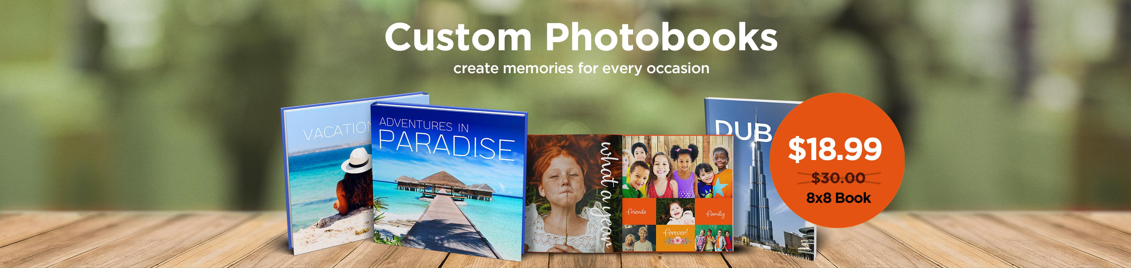 Photo Book Sale