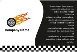 car-race-champion-postcard-4