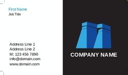 Finance-Business-card-6