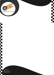 car-race-champion-letterhead-