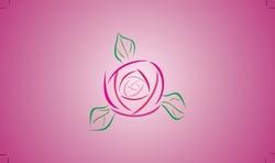 Gradient Floral